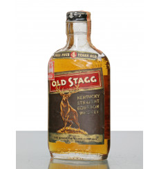 Old Stagg 4 Years Old - 86° Proof (Half Pint)