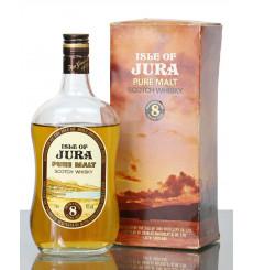 Isle of Jura 8 Years Old - Pure Malt (1980's)