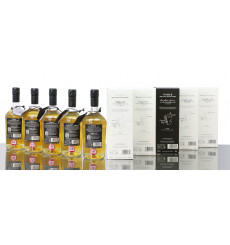 Fable Whisky Collection - Chapters 1-5 Batch 2 (5x70cl)