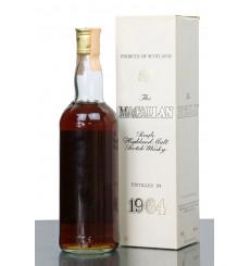Macallan 1964 - 1981 Special Selection Rinaldi Import