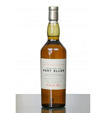 Port Ellen 24 Years Old - 3rd Release