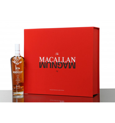 Macallan Magnum - Master's Of Photography Edition 7