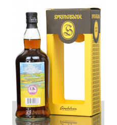 Springbank 10 Years Old 2010 - Local Barley 2021 Release
