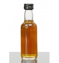 Macallan 12 Years Old - Whisky Caledonian Miniature 5cl