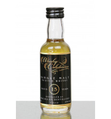 Macallan 15 Years Old - Whisky Caledonian Miniature 5cl