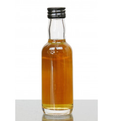 Macallan 17 Years Old - Whisky Caledonian Miniature 5cl