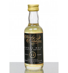 Laphroaig 12 Years Old - Whisky Caledonian Miniature 5cl