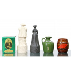Assorted Miniatures x 5