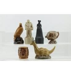 Beneagles Ceramic Miniatures x 6
