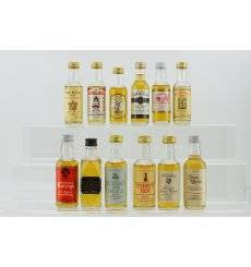 Assorted Blended Miniatures x 12
