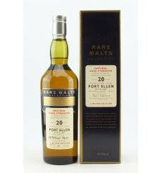 Port Ellen 20 Years Old 1978 - Rare Malts