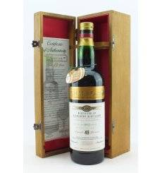 Glenlochy 49 Years Old 1952 - Old Malt Cask