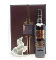 Macallan Oscuro - Lalique Kazak Rearing Horse