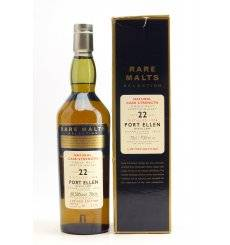 Port Ellen 22 Years Old 1978 - Rare Malts