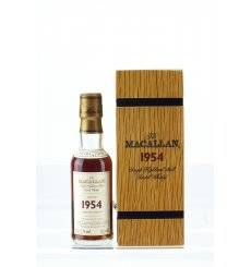 Macallan 47 Years Old 1954 - Fine & Rare Miniature