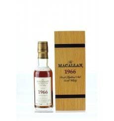 Macallan 35 Years Old 1966 - Fine & Rare Miniature