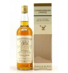 Convalmore 1960 - G&M 1996 Connoisseurs Choice