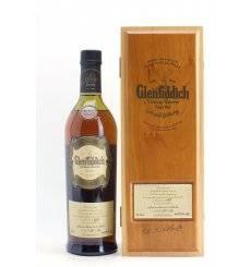 Glenfiddich 1963 Vintage Reserve