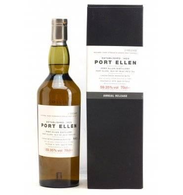 Port Ellen 24 Years Old - Second Release