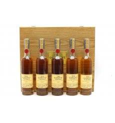 Glenlivet Vinatge Collection - 200ml x 5