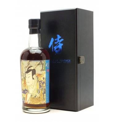 Karuizawa 30 Years Old - Samurai Cask No. 3139