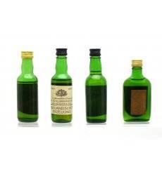 Glenflagler Miniatures x 4