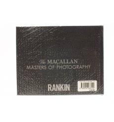 Macallan Masters Of Photography Rankin Book