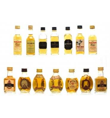 Assorted Blended Miniatures x 14