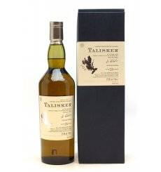 Talisker 25 Years Old - 2004 Limited Edition Cask Strength