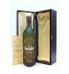 Glenfiddich Centenary Bottling 1986