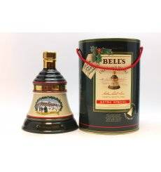Bell's Decanter - Christmas 1989