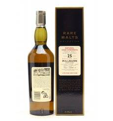 Millburn 25 Years Old 1975 - Rare Malts
