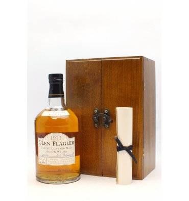 Glen Flagler 1973 - 2003 Limited Edition