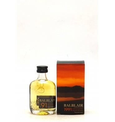 Balblair 1991 miniature