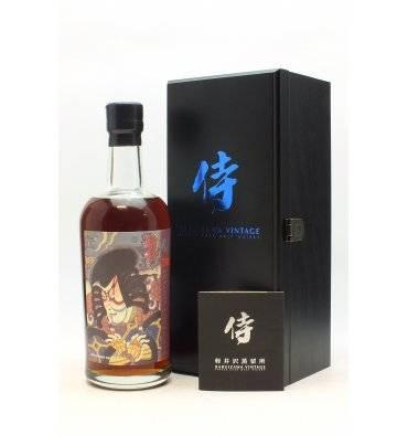 Karuizawa 30 Years Old - Samurai Cask No. 4201