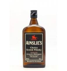 Ainslie's Choice Scotch Whisky