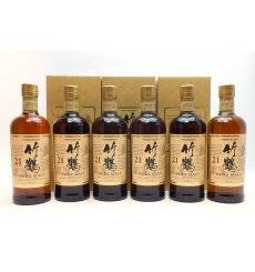 Taketsuru 21 Years Old - Nikka Pure Malt x6