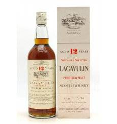 Lagavulin 12 Years Old - Specially Selected White Horse Distillers