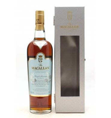 Macallan Royal Marriage
