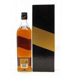 Johnnie Walker 12 Years Old - Black Label 1998 Special Edition