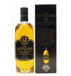 The Antiquary 12 Years Old