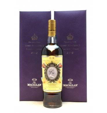 Macallan Diamond Jubilee - With Extra Box