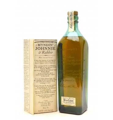 Johnnie Walker Blue Label - Robert Burns