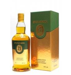 Springbank 21 Years Old - 2014 Open Day
