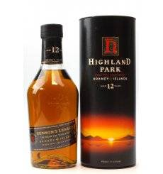 Highland Park 12 Years Old - Eunson's Legacy Limited Edition