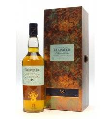 Talisker 35 Years Old 1977 - 2012 Cask Strength Limited Edition