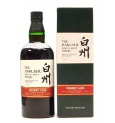 Hakushu Sherry Cask - 2012 Release
