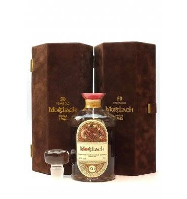 Mortlach 50 Years Old 1942 - G&M Decanter