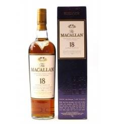Macallan 18 Years Old 1989