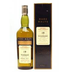 Rosebank 19 Years Old 1979 - Rare Malts